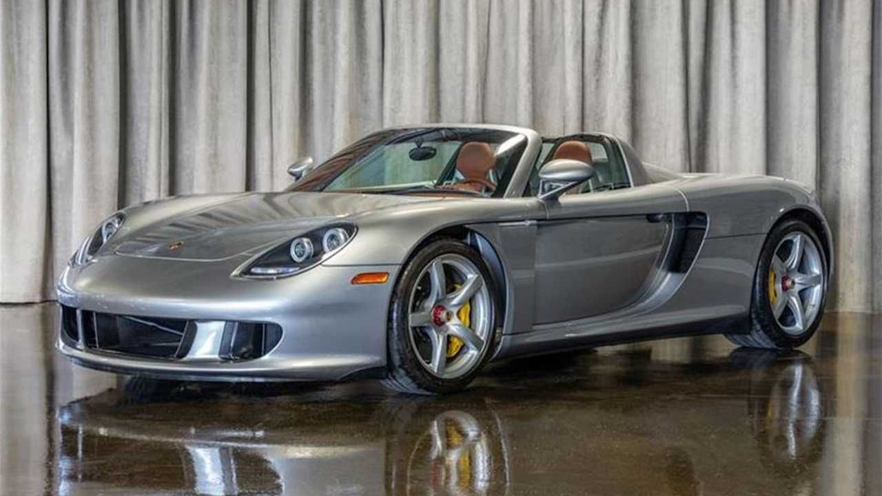 Porsche Carrera GT: What You Need To Know Before Buying | HotCars