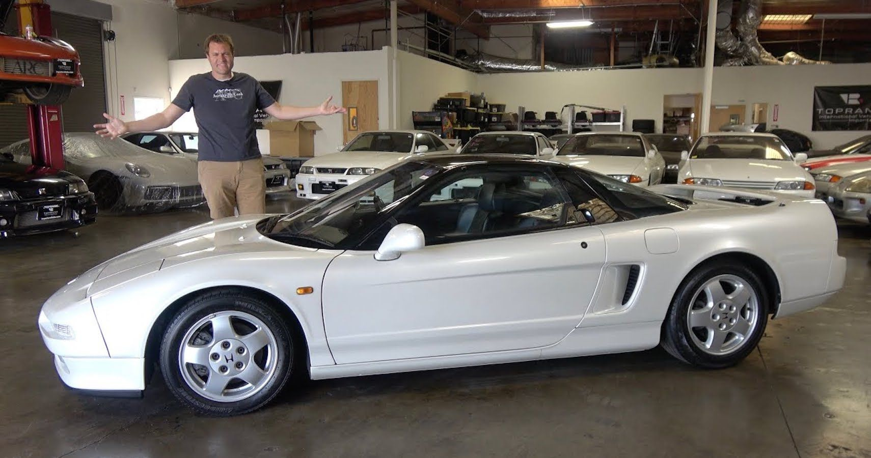 Doug DeMuro Explains Why The Original Acura NSX Is Skyrocketing In Price