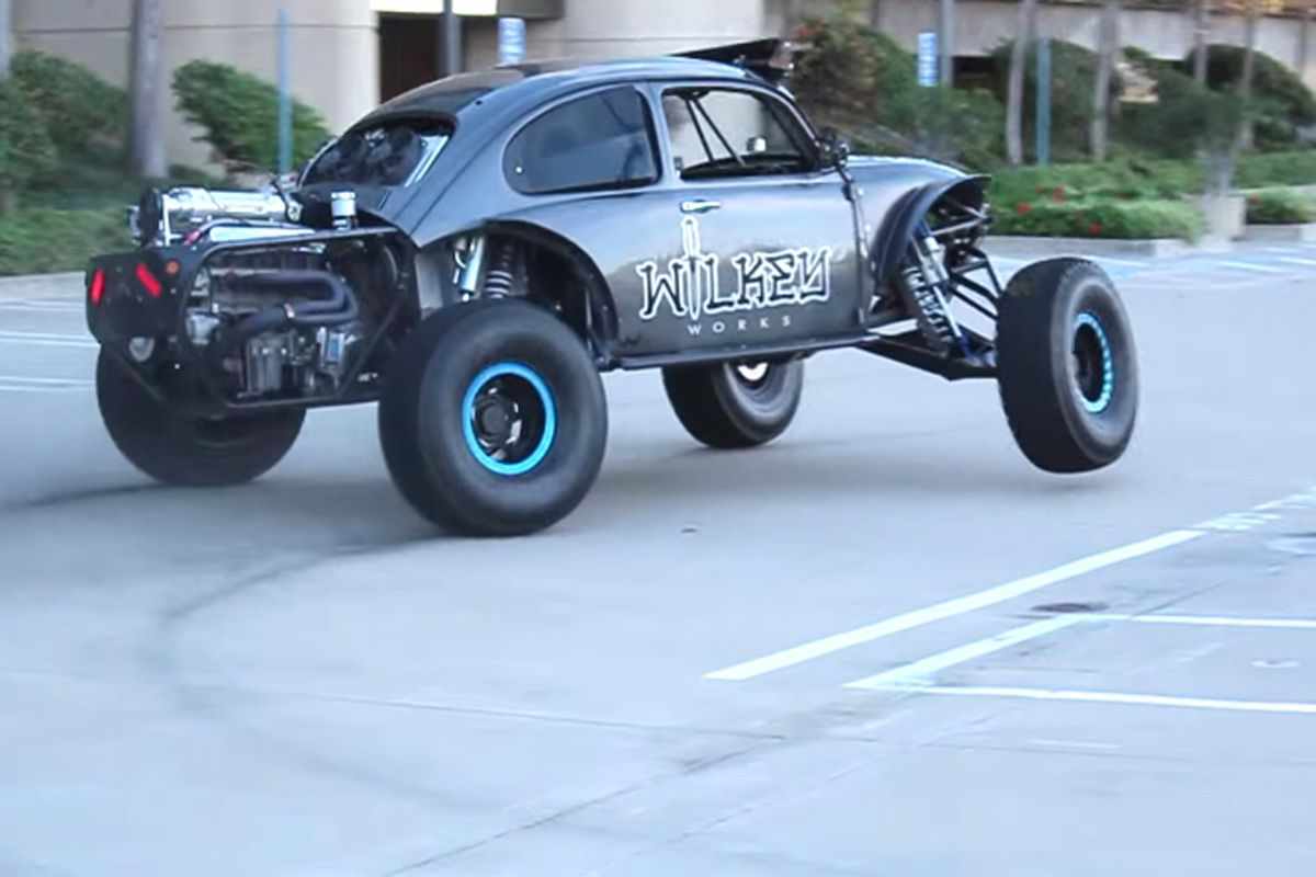 This Is The Most Ridiculous Street-Legal Dune Buggy We Could Find