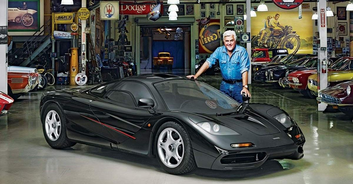 This Is The Most Expensive Car From Jay Leno's Garage | HotCars