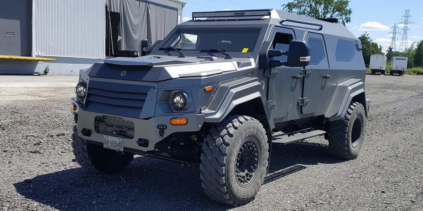 10 Coolest Military Vehicles You Can Buy...And Drive On The Road