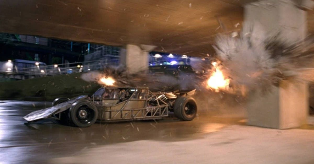 These Are The 10 Weirdest Cars We've Ever Seen In Movies