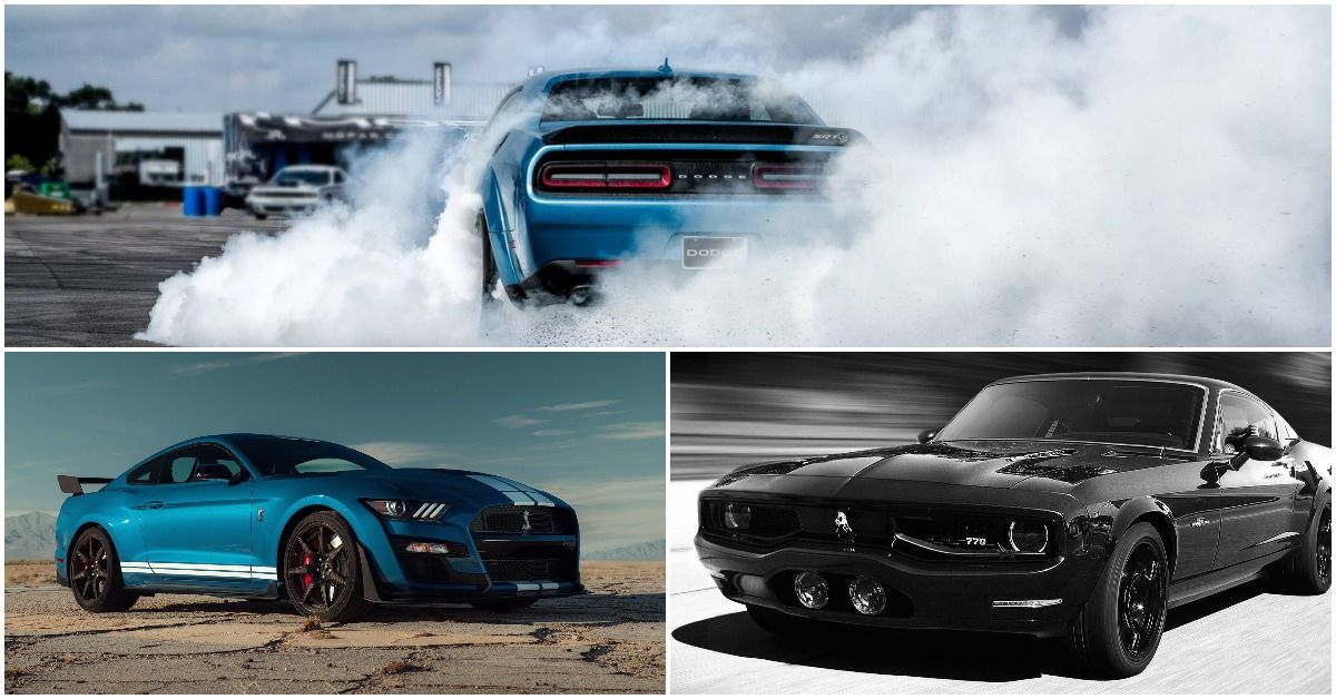This Is The Fastest Muscle Car Of 2020 | HotCars