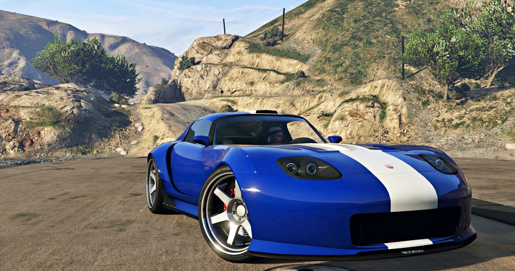 Was The Dodge Viper The Inspiration For The Banshee 900R In GTAV?