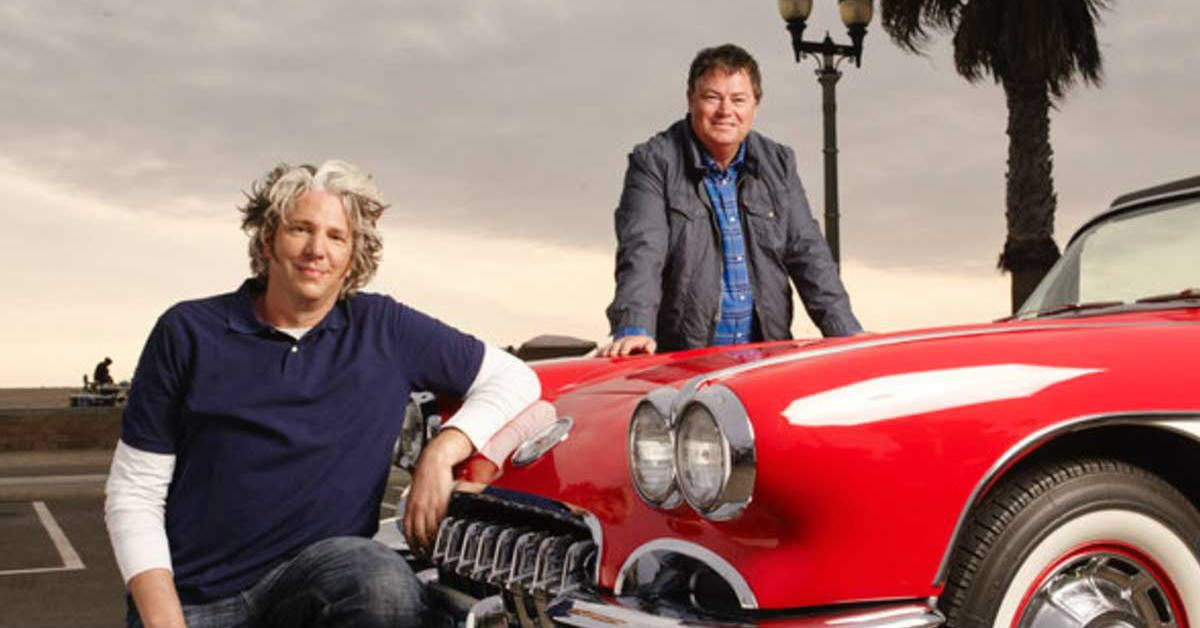 Here Are The 10 Coolest Cars Featured On Wheeler Dealers