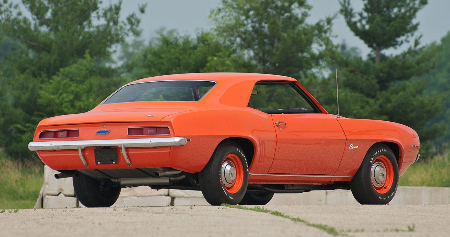 These Classic Muscle Cars Are Too Cool To Modify | HotCars