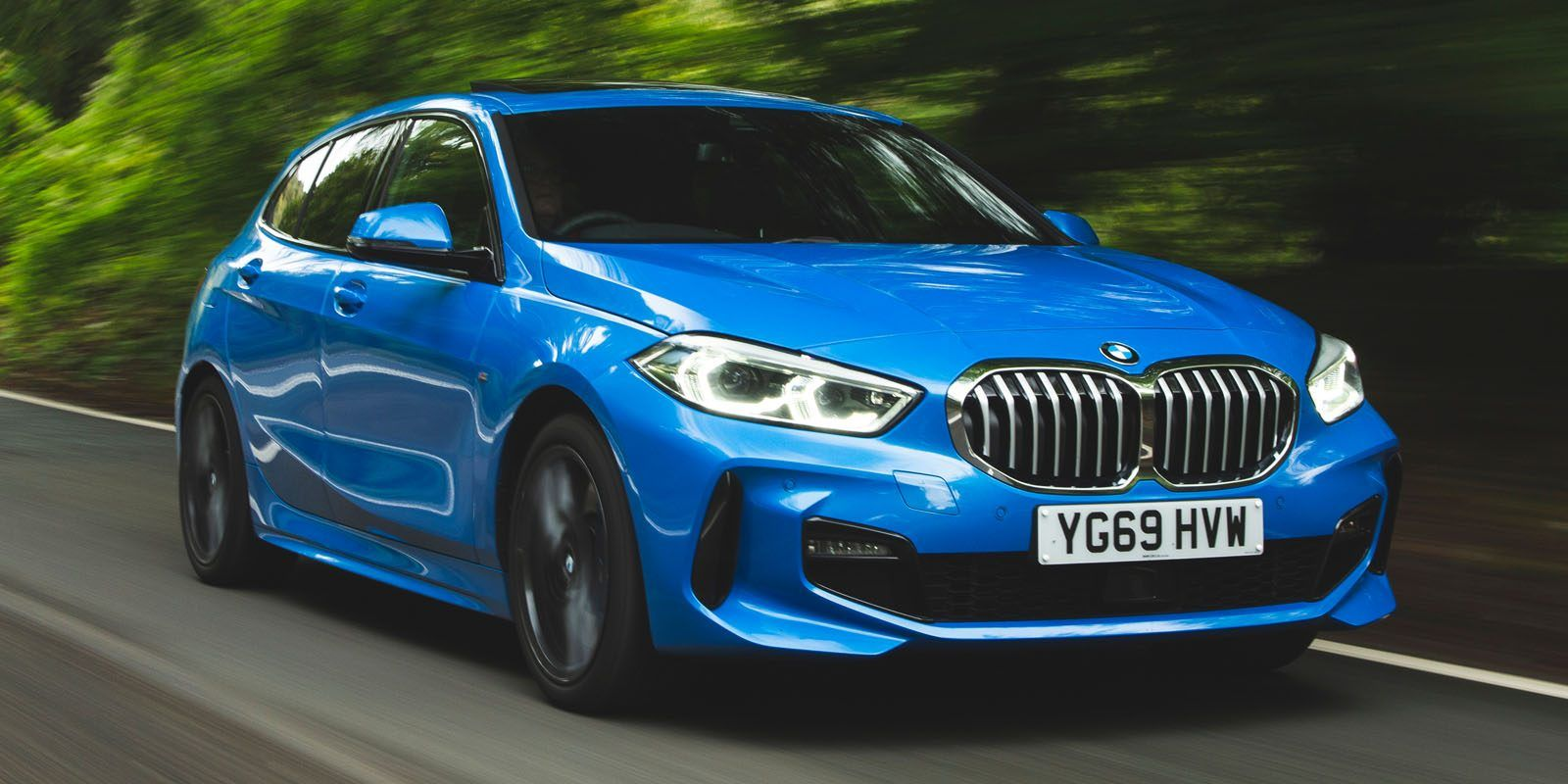 Here S What Makes The 1 Series The Best Bmw Hatchback Hotcars