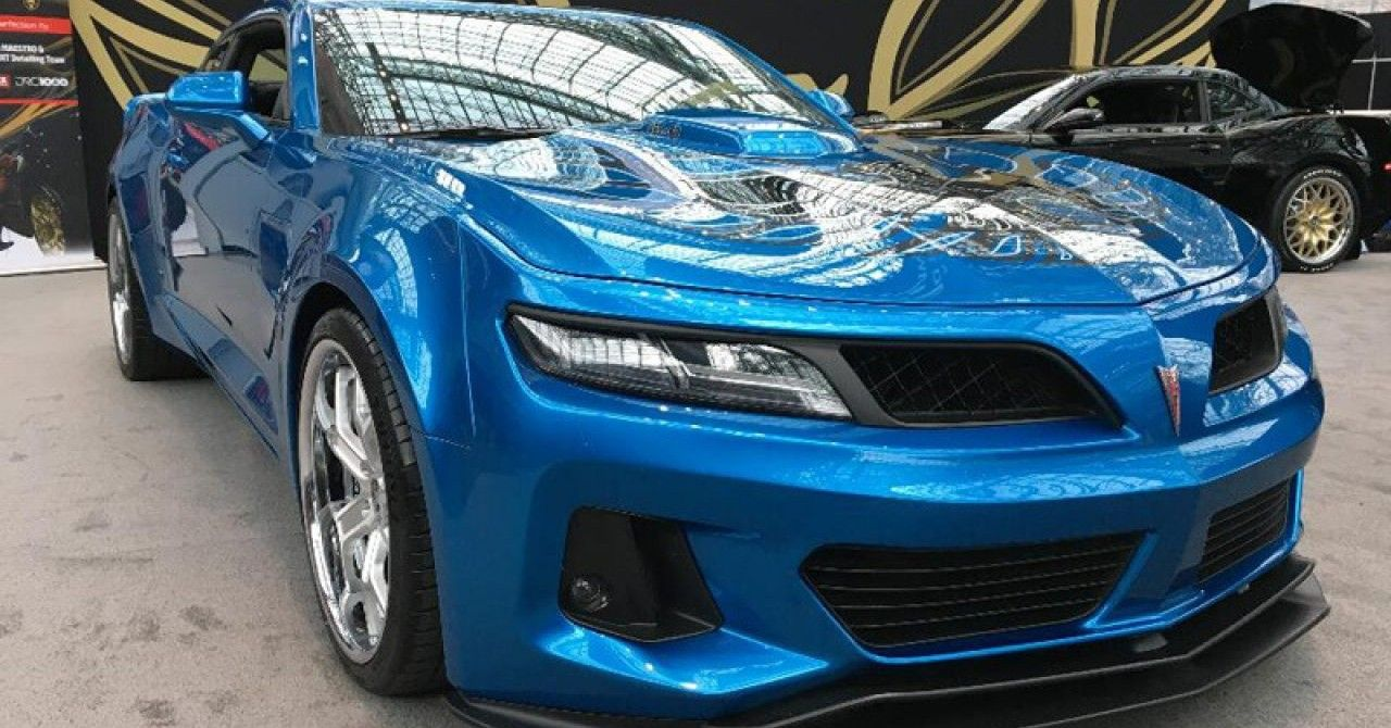 2021 Pontiac Trans Am: Costs, Facts, And Figures | HotCars
