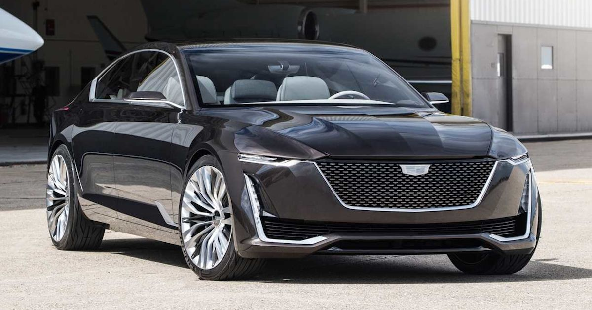 Here's Everything We Know About The Cadillac Celestiq | HotCars