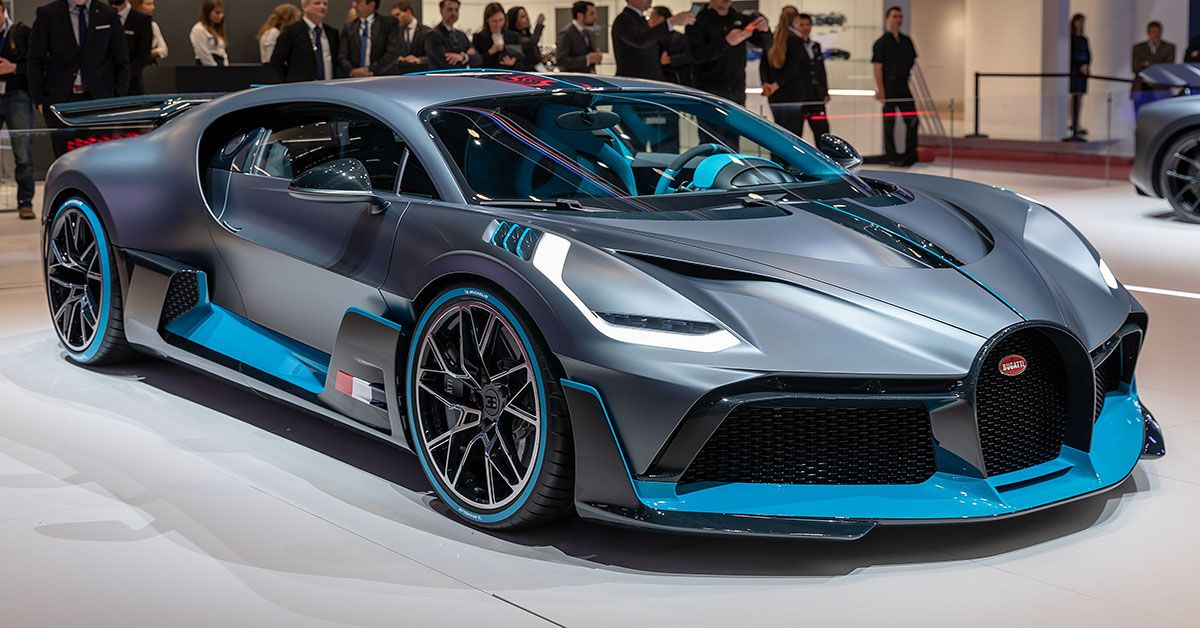 Bugatti Divo: Costs, Facts, And Figures | HotCars