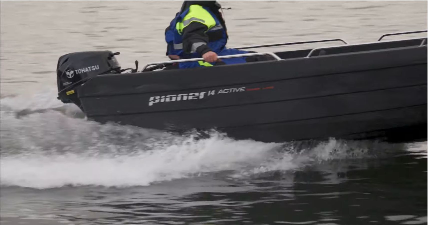 Watch This 3D-Printed Boat Successfully Complete Its Maiden Voyage