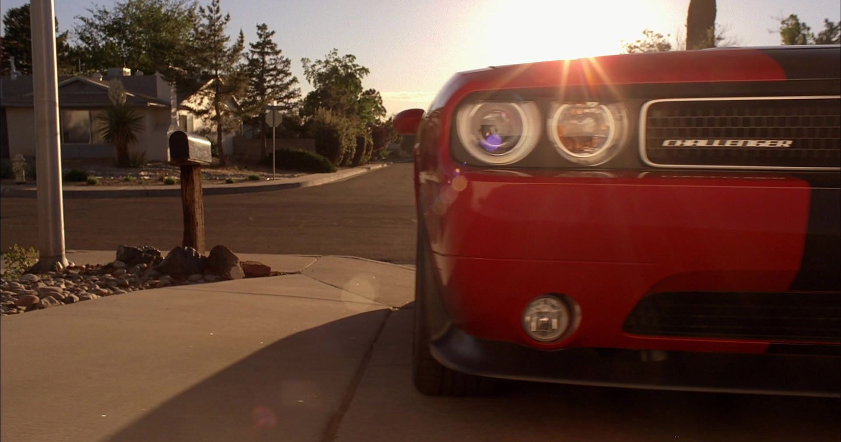 Here's What Happened To The Dodge Challenger From Breaking Bad