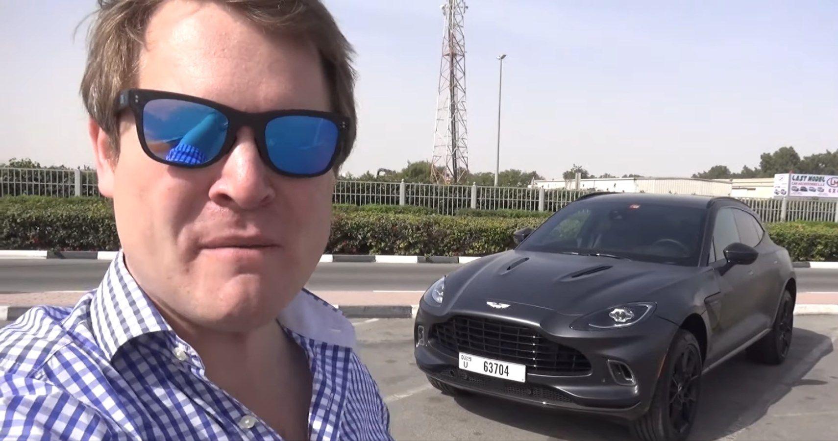 Watch Shmee Go Supercar Shopping In Dubai's Most Impressive Hypercar Showrooms