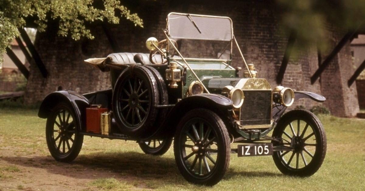 Here's How Much A Ford Model T Is Worth Today | HotCars