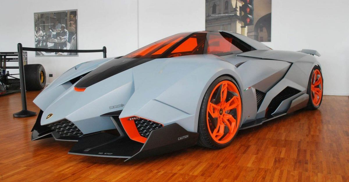 Most Extreme Lamborghinis Ever Made | HotCars