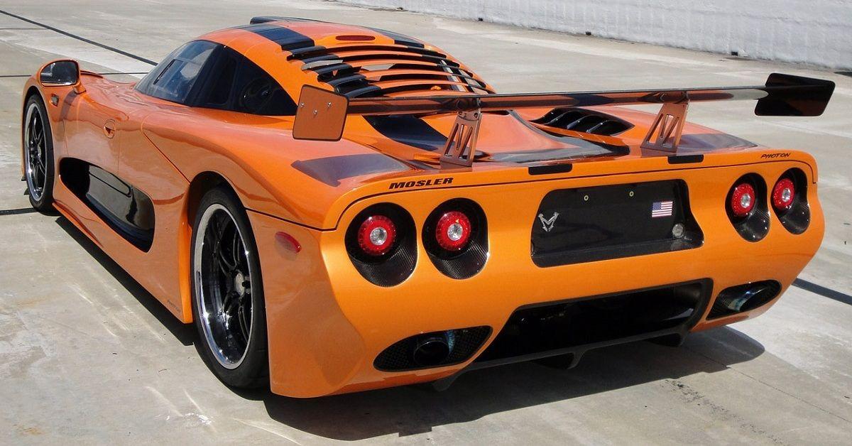 Mosler: America's Craziest Supercar Tuner | HotCars