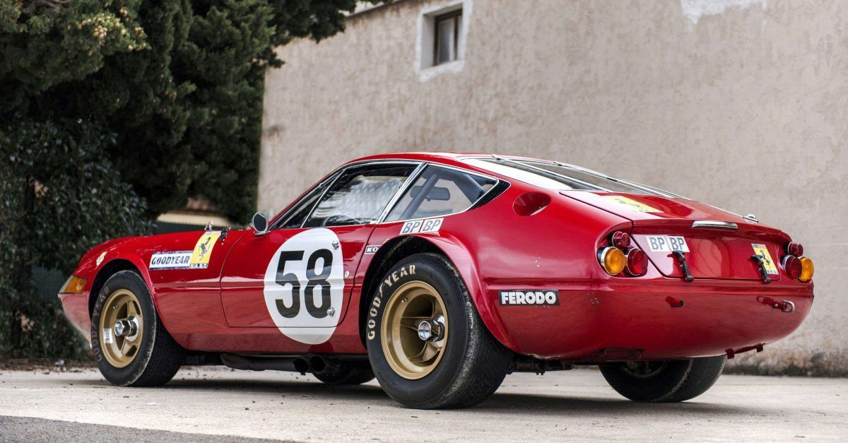 These Are The Best Ferraris Ever