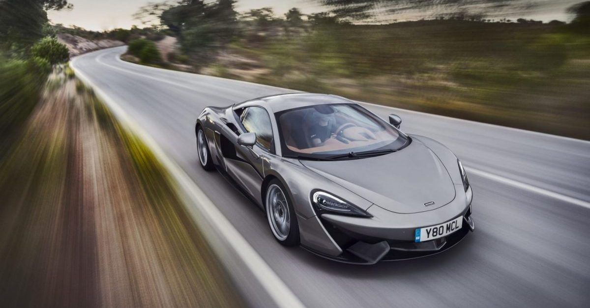 10 Forgotten Facts About The McLaren 570S | HotCars
