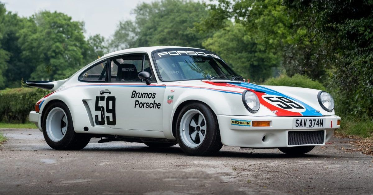 These Are The Rarest Special Edition Porsches Ever Made | HotCars