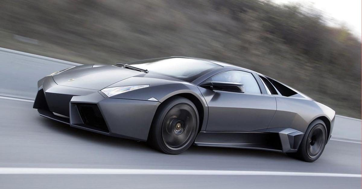 These Are The Rarest Lambos Ever Made | HotCars