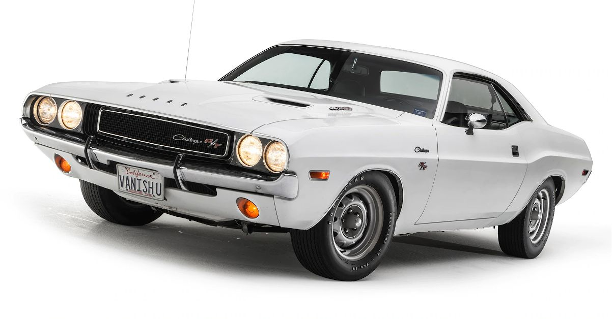 Here's Where The Dodge Challenger From Vanishing Point Is Today