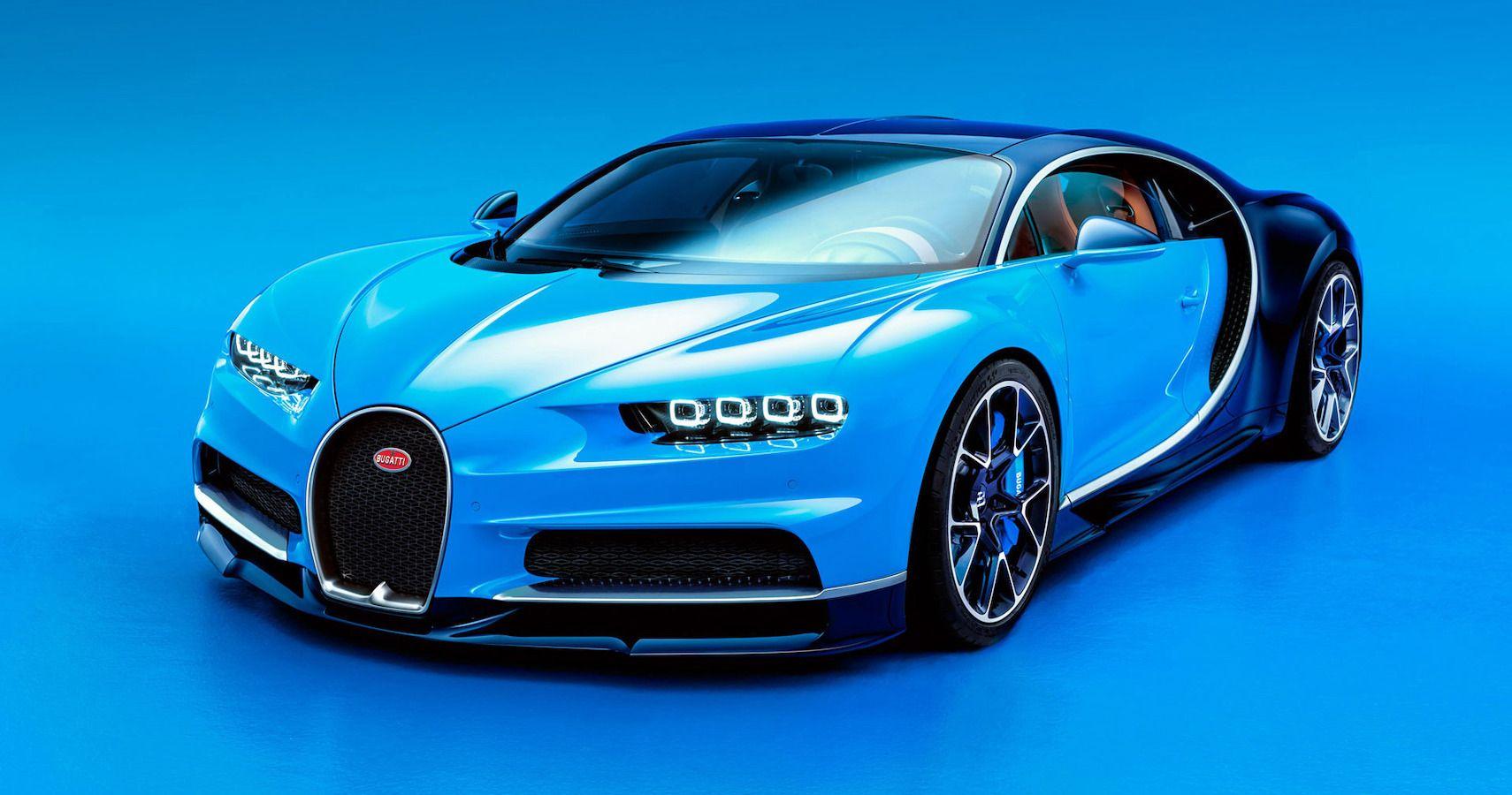 2020 Was Bugatti's Best Year Ever Despite The Pandemic | HotCars