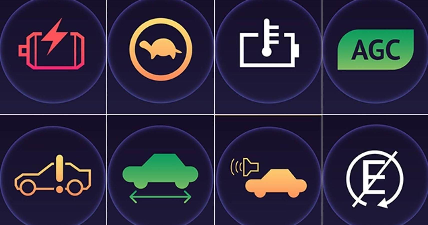 Electric And Hybrid Dashboard Symbols: How Many Can You Identify?