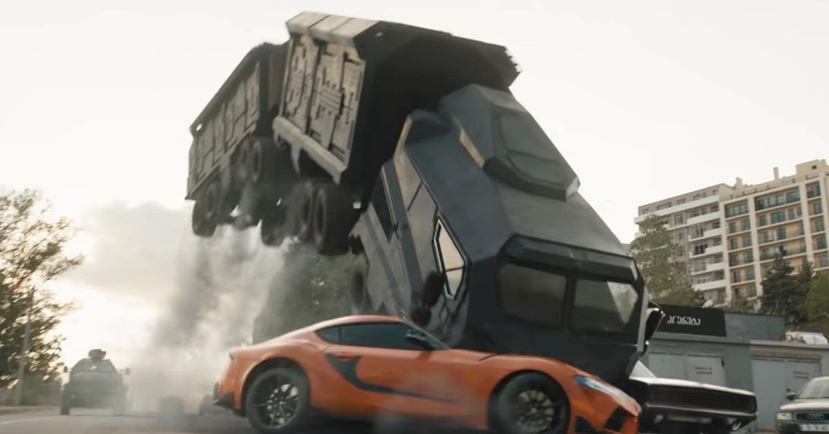 Here's Every Car In The New Fast And Furious 9 Trailer