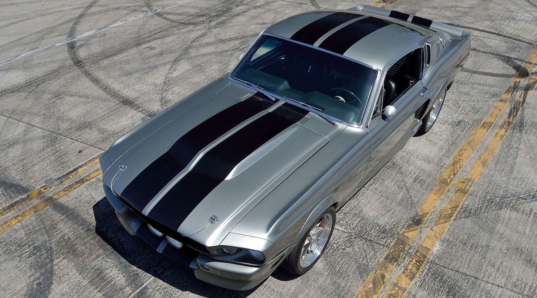 Here's Where The Eleanor Mustang From Gone In 60 Seconds Is Today