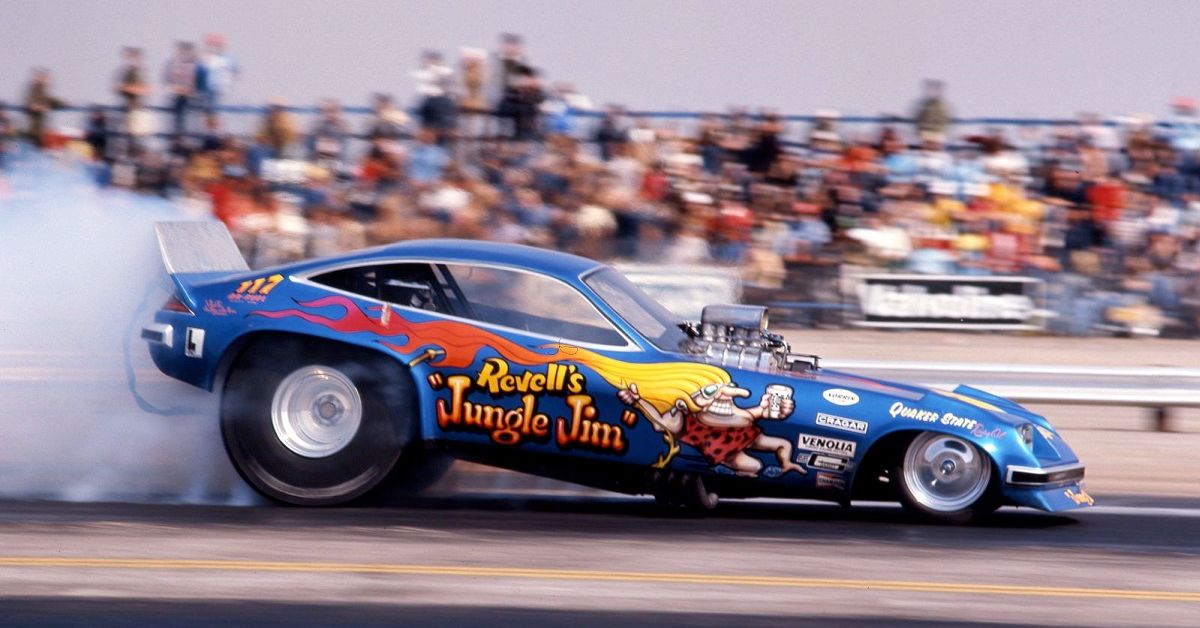 Raked Drag Racers What They Are And How They Work | HotCars