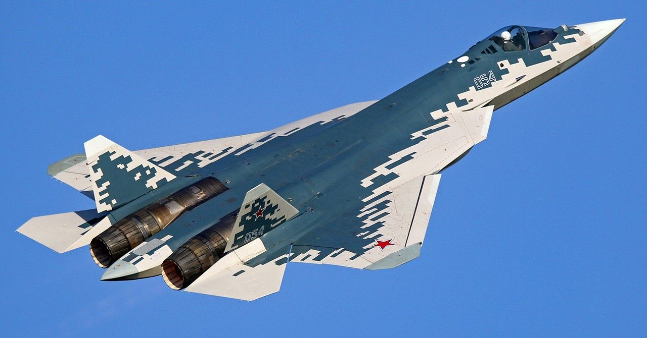 This Is How Much It Cost To Build The Sukhoi SU-57 Fighter Jet