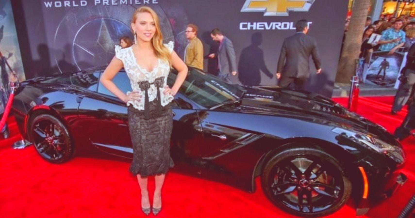 Here's What Scarlett Johansson Drives | HotCars