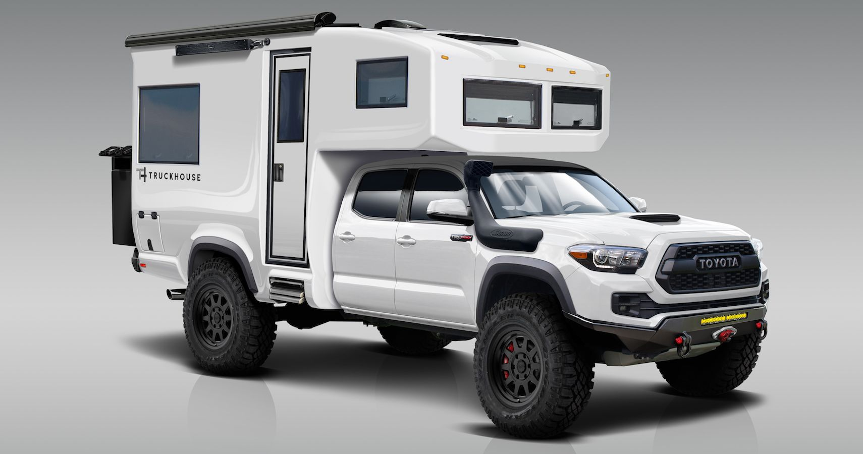 This Company Will Turn Your Toyota Tacoma Into The Ultimate Glamping Camper