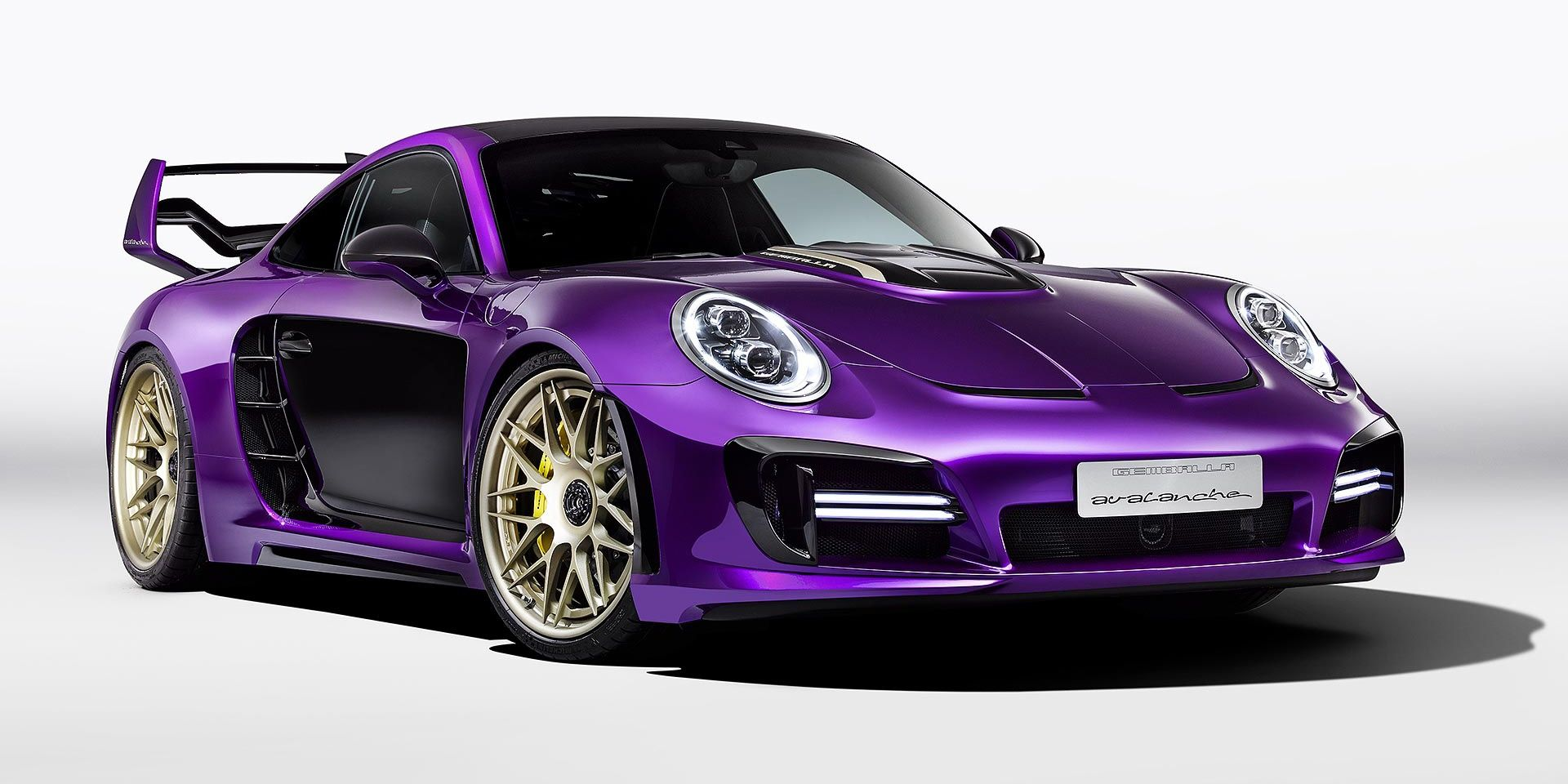 5 Awesome Porsches Modified By Gemballa (5 That Are Just Weird)