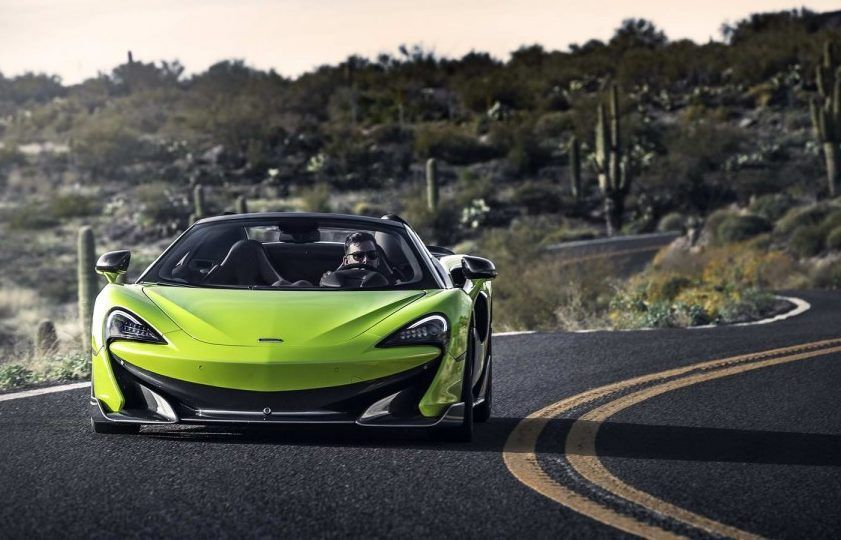 10 Coolest Features Found In The New McLaren 600LT   HotCars