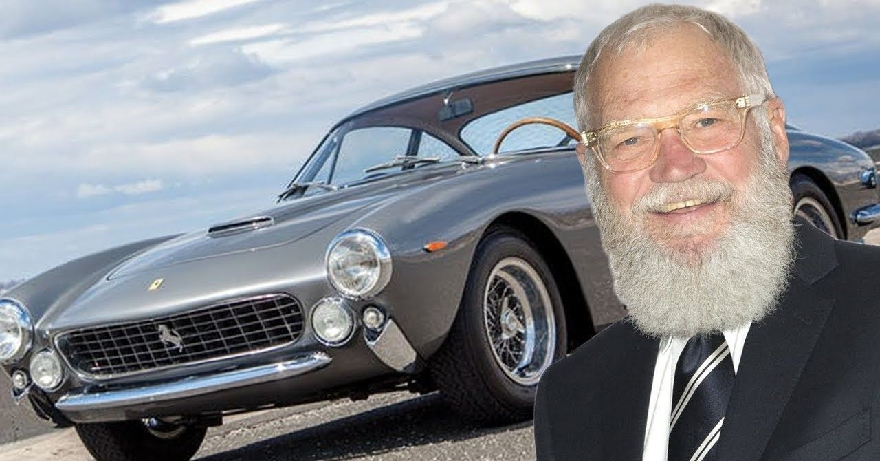 Here's What David Letterman Drives | HotCars