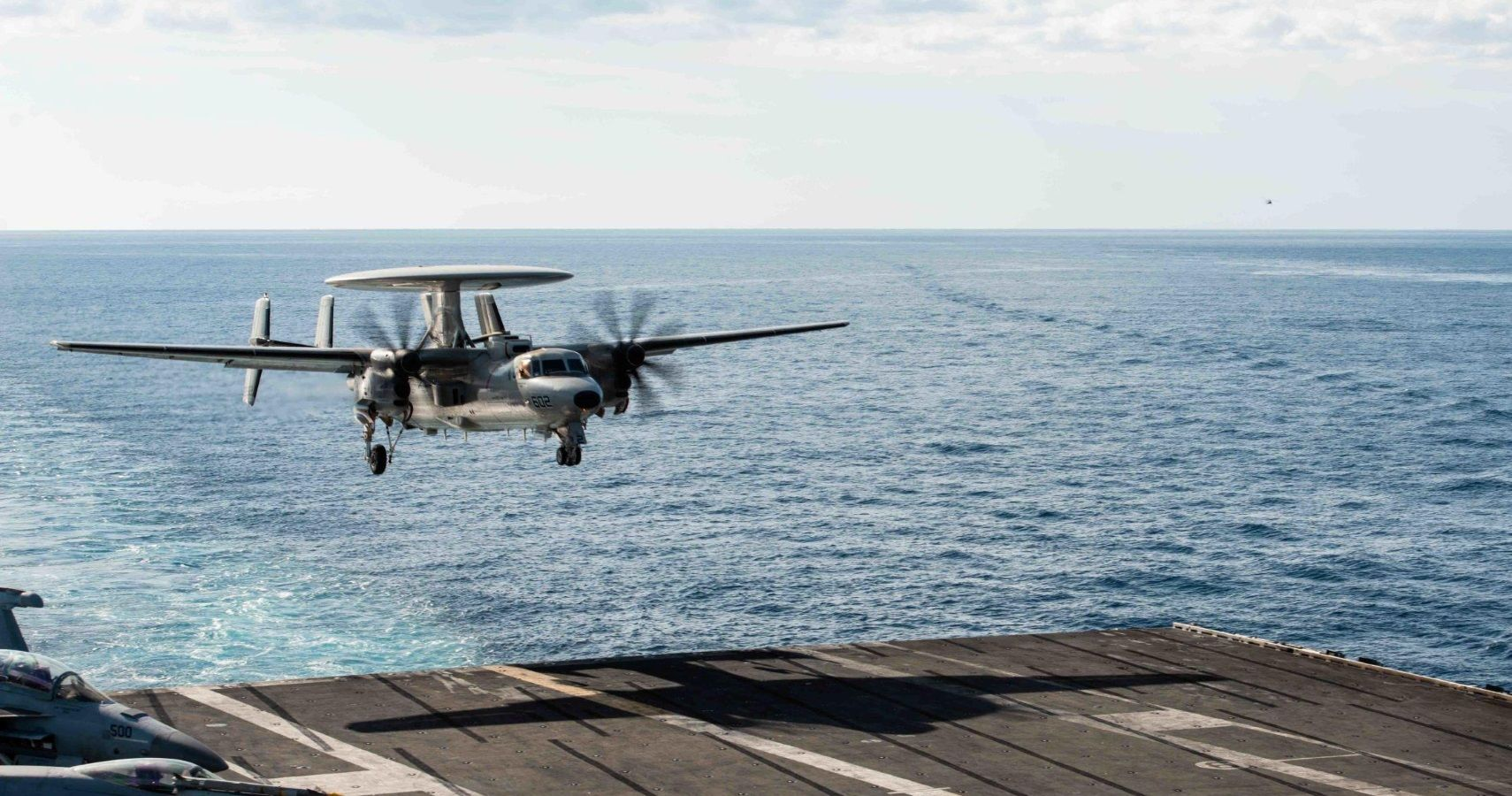France Signs $2B Deal For Northrop Grumman's E-2D Hawkeye Aircraft