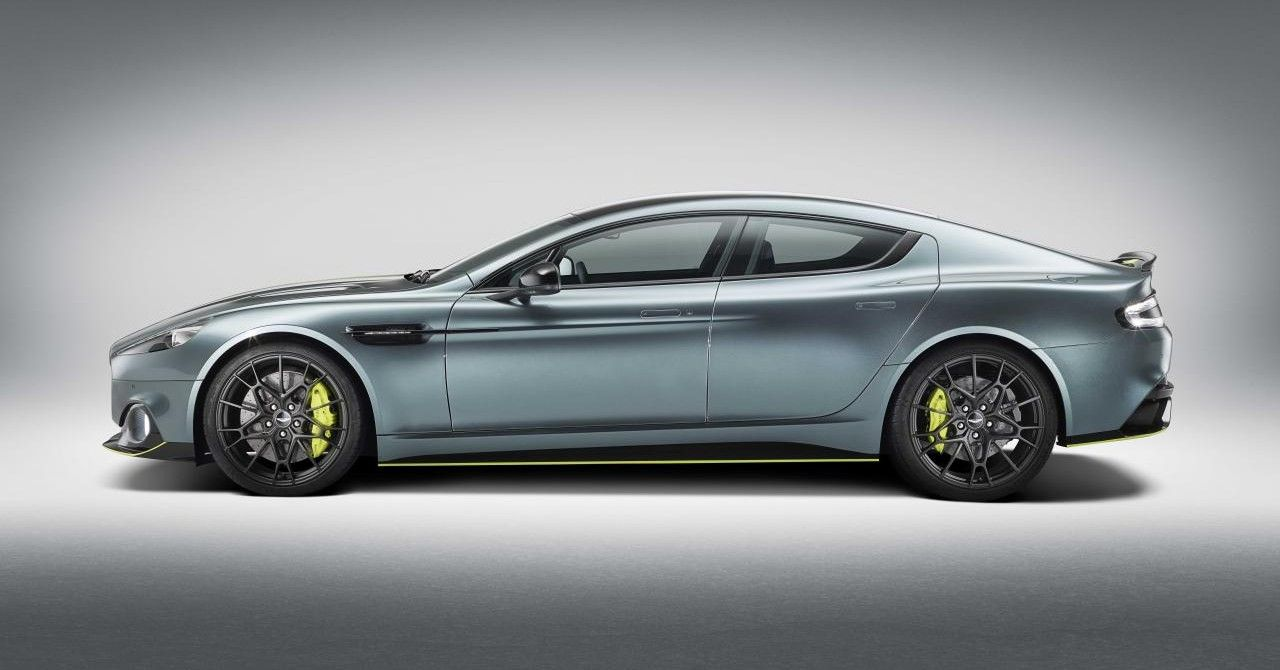 Aston Martin Rapide: Costs, Facts, And Figures | HotCars