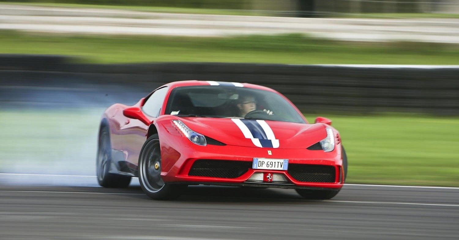 Here's Why The Ferrari 458 Speciale Is A Great Investment