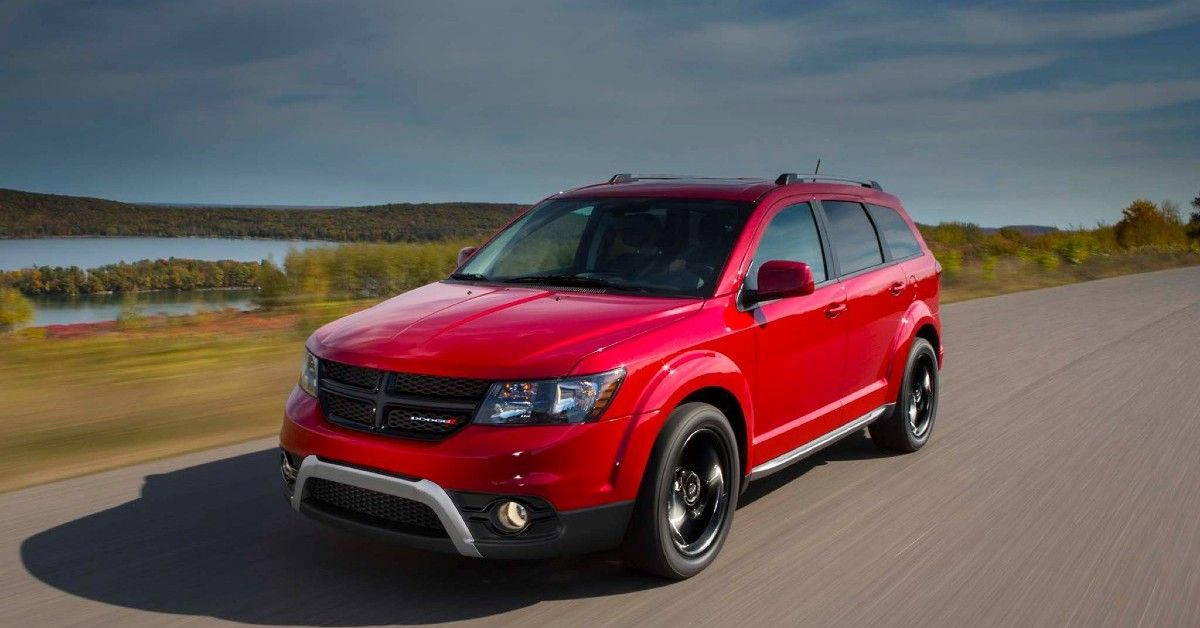 The End of Dodge's Journey and Grand Caravan | HotCars