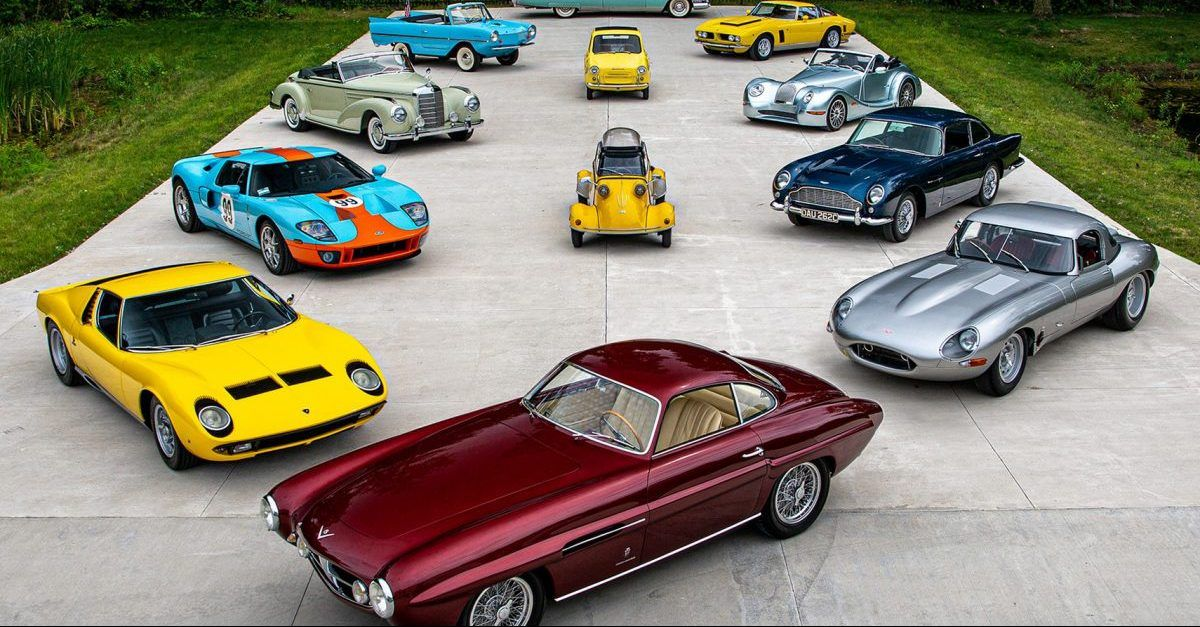 These Classic Cars Are Seriously Slow... And Ridiculously Expensive