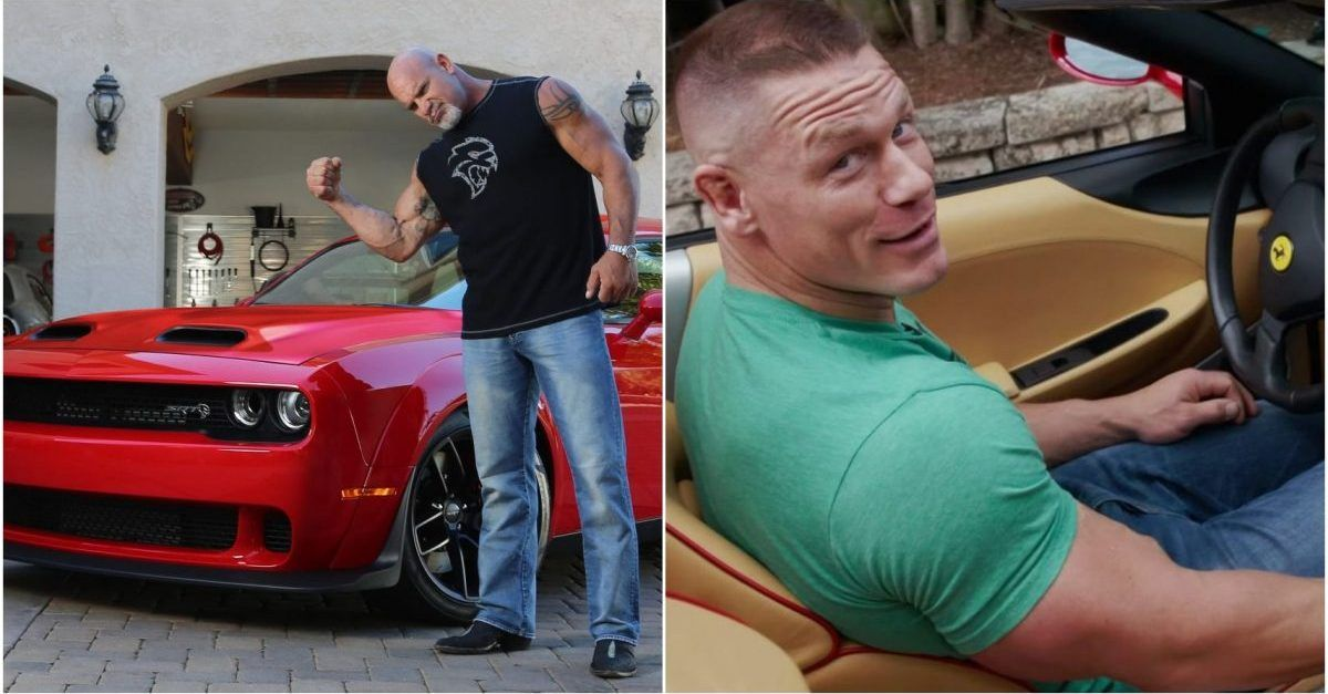 10 Sickest Cars Owned By WWE Stars