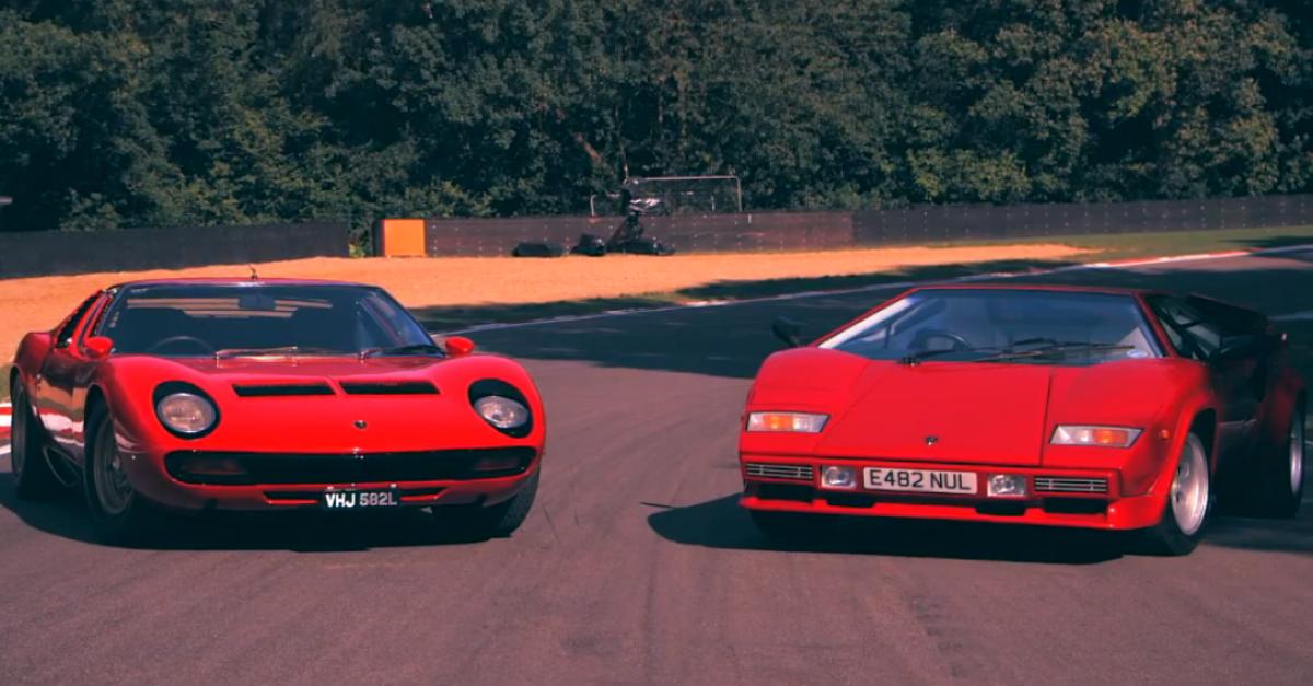 10 Things Everyone Forgot About Lamborghini | HotCars