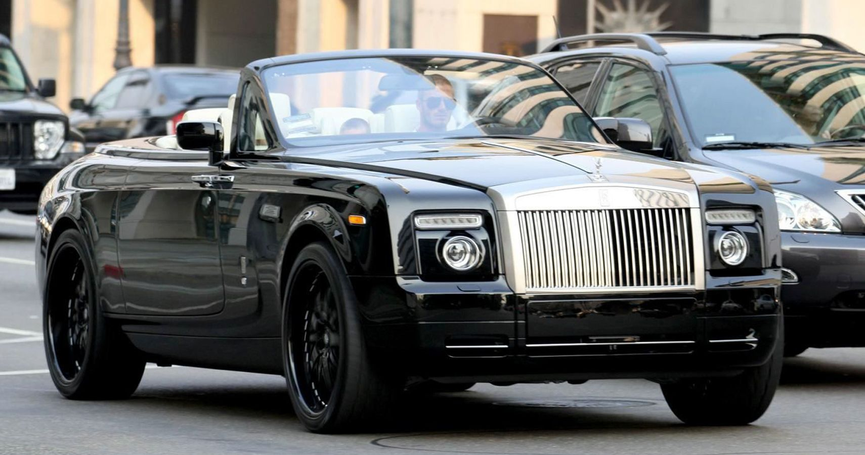 8 Coolest Custom Sports Cars Driven By A-List Celebrities