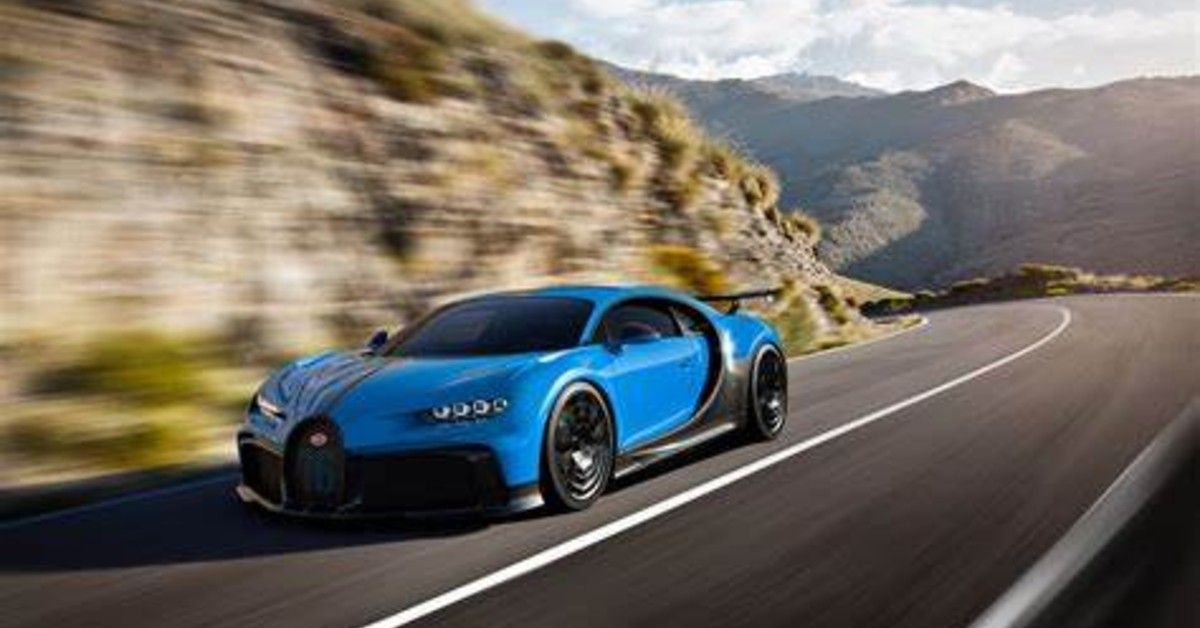 This Is What Gives The Bugatti Chiron Sport A Wallet Busting Price Tag