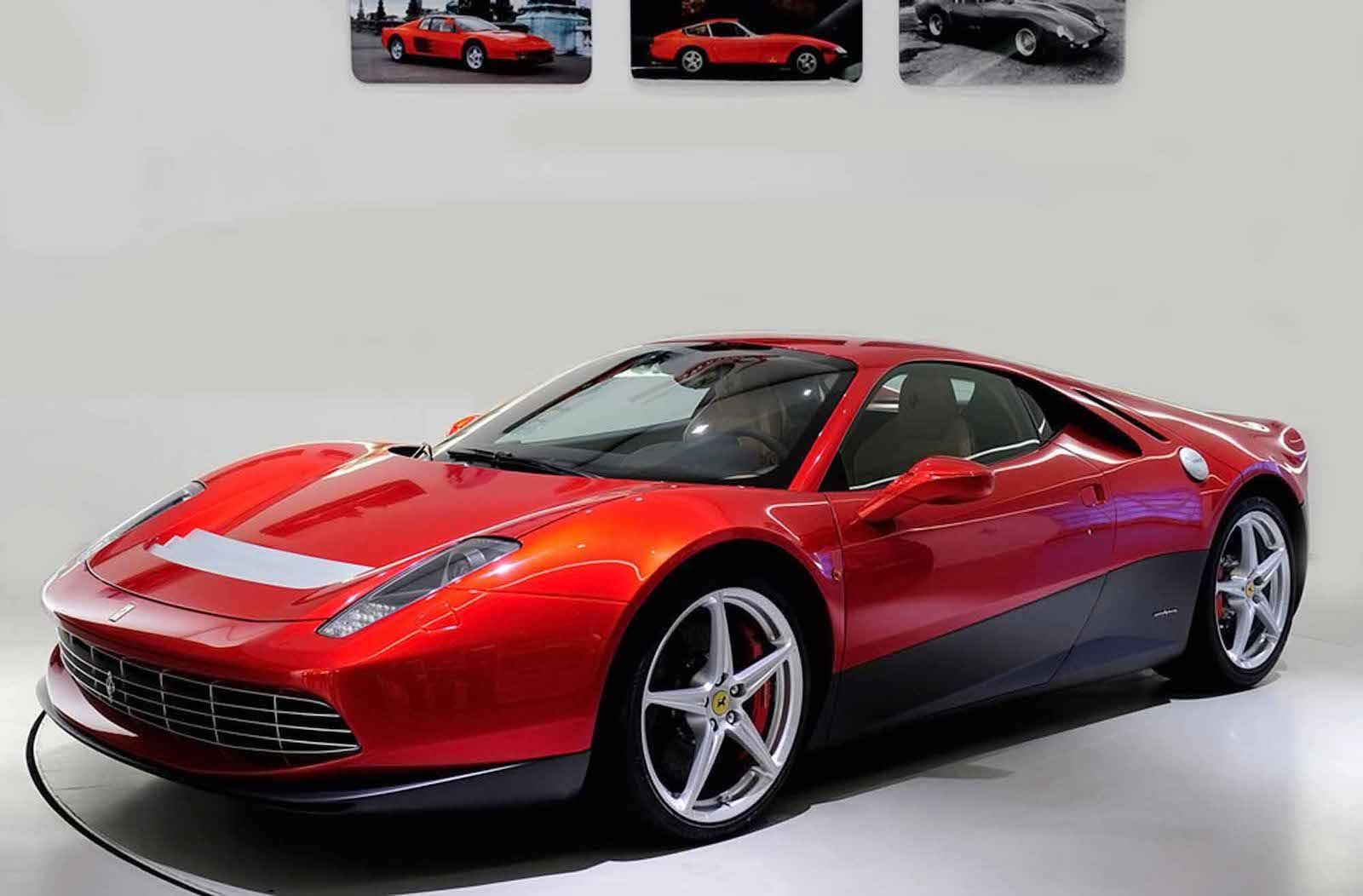 4 Rarest Ferraris Driven By Celebrities (And 4 Lamborghinis)