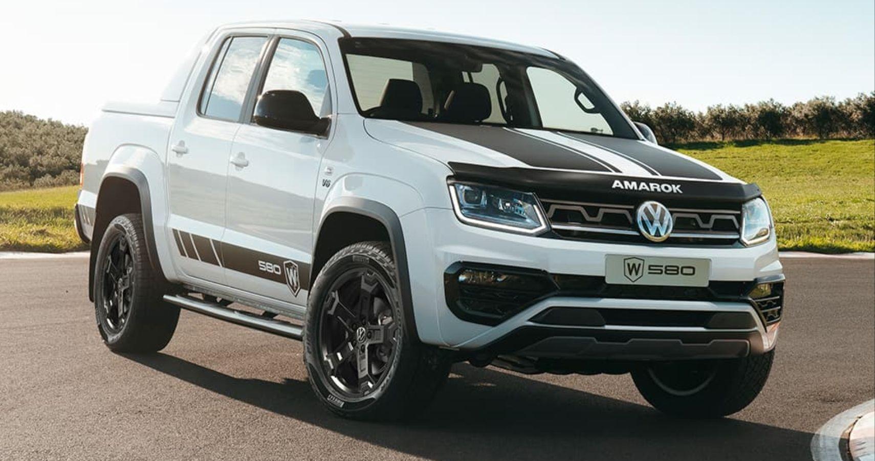 Volkswagen Might Create Its Own Raptor Killer | HotCars