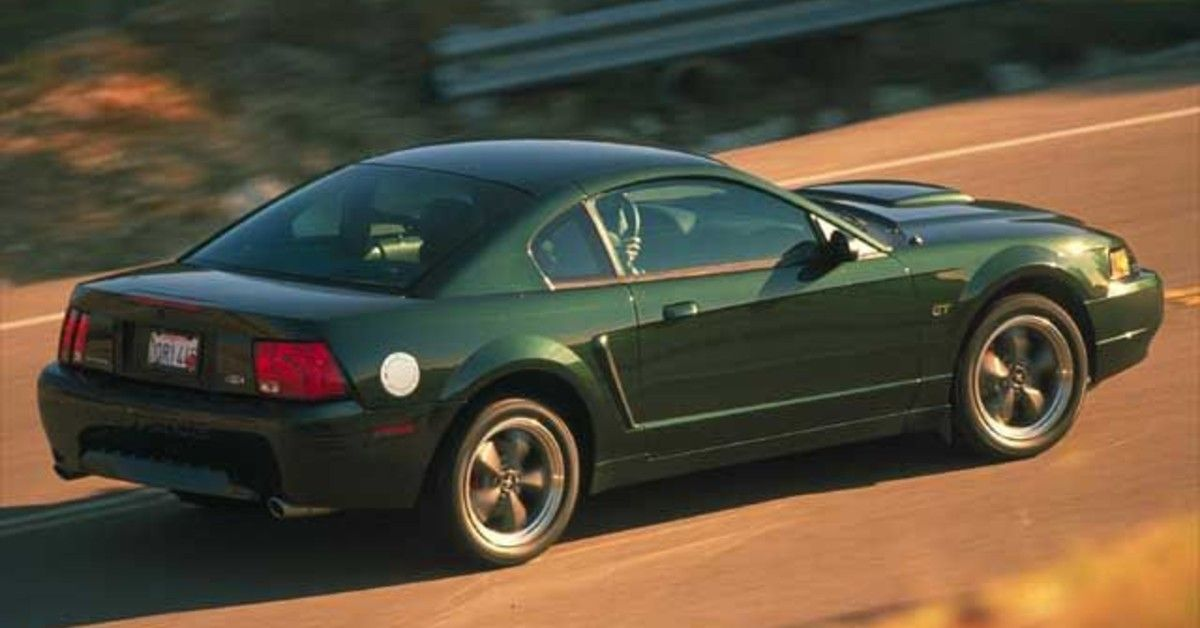 Here's Why We Love The 2002 Mustang Bullitt | HotCars