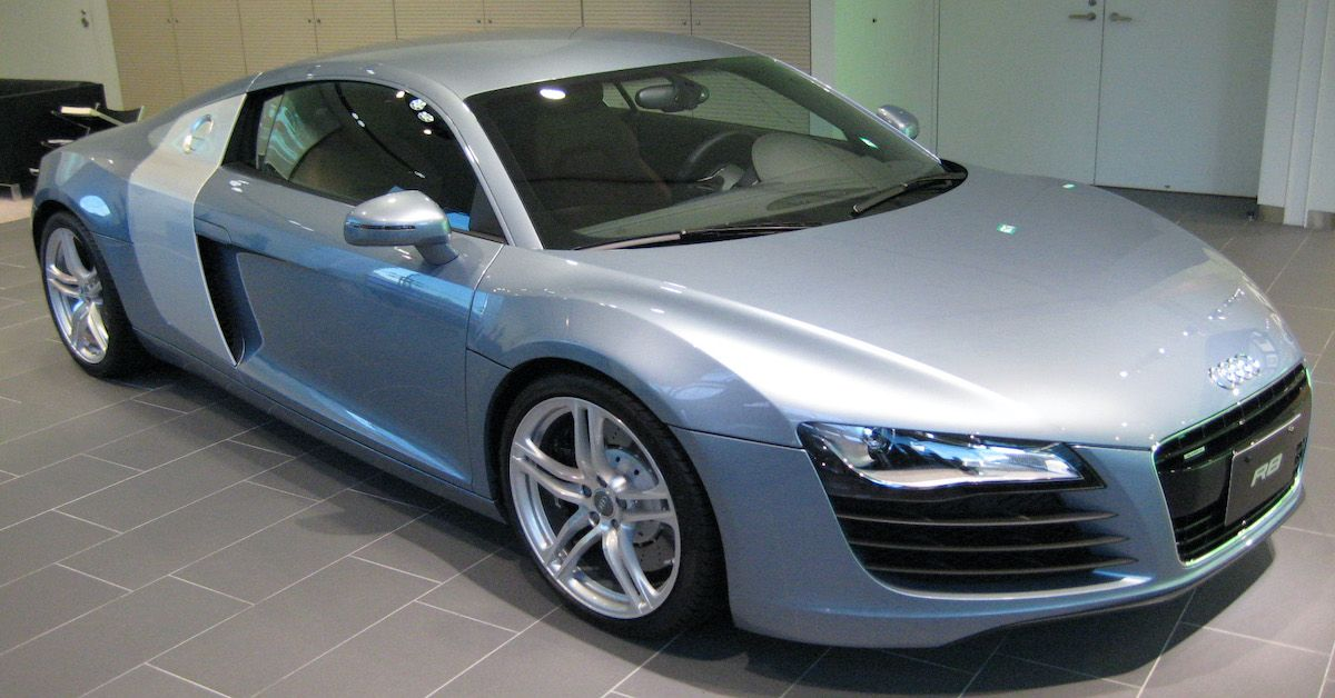 Here's What Makes The First-Gen Audi R8 An Affordable Used Supercar