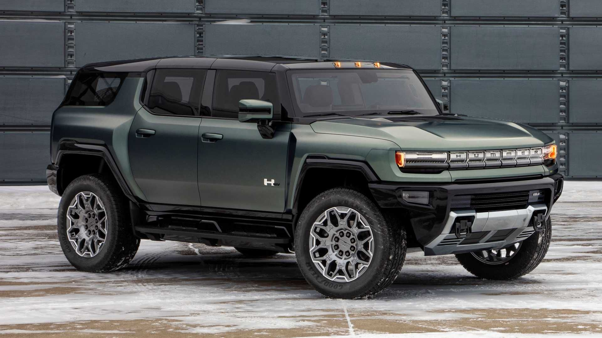 These Are The Best Electric SUVs Arriving In The Near Future